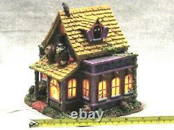 Disney Pooh's Haunted Acre Wood Halloween Village