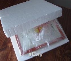 Disney Shopping Replica Pooh And The Honey Tree Book Treasure Box Winnie LE 500