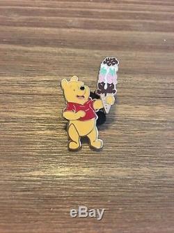 Disney Soda Fountain DSF Winnie The Pooh Pin Trader Delight #2 PTD LE 300