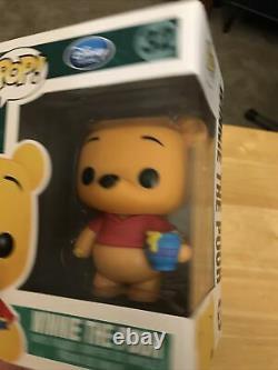 Disney Store Blue Label Funko Pop Winnie The Pooh #32 Figure