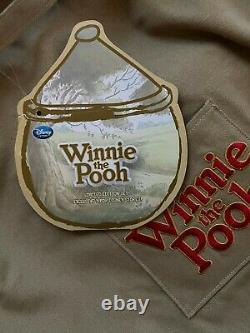 Disney Store Limited Edition 300 Winnie The Pooh Plush Set 2011 Live Action Rare