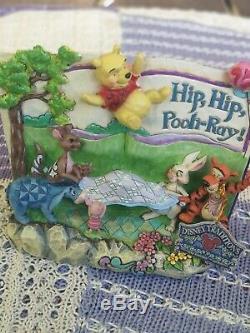 Disney Tradition Winnie The Pooh Storybook