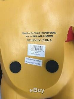 Disney Winnie The Pooh And Tigger Big Fig Figure Statue
