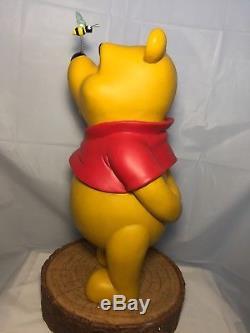 Disney Winnie the Pooh 21 Big Fig Figurine Bumblebee HTF RARE