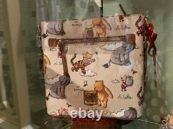 Disney Winnie the Pooh Dooney & Bourke Crossbody Bag