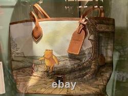 Disney Winnie the Pooh Dooney & Bourke Tote