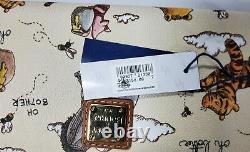 Disney Winnie the Pooh Dooney & Bourke Wallet Wristlet New With Tags