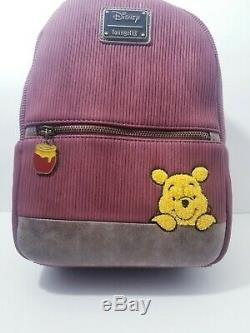 Disney Winnie the Pooh Loungefly Mini Backpack