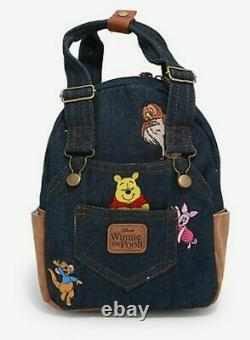 Disney Winnie the Pooh Mini Backpack & Cardholder Piglet Roo Her Universe NEW