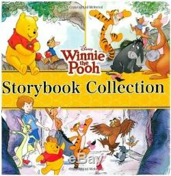 Disney Winnie the Pooh Storybook Collection by Parragon Books Ltd Book The Fast