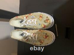Disney Winnie the Pooh Vans