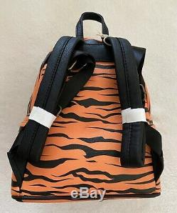 Disney Winnie the Poohs Tigger Loungefly Mini Backpack, New With Tags
