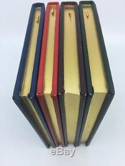 EASTON PRESS Winnie the Pooh & Collected Stories A. A. Milne 4V Set Leather