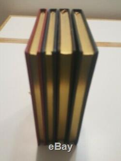 Easton Press A. A. Milne Leather Book Set Winnie The Pooh 1985 Collectors Vintage