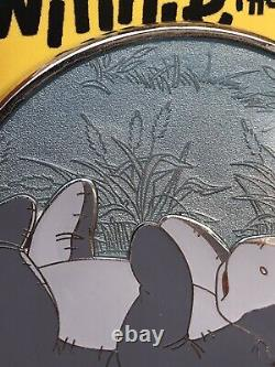 Eeyore Fantasy Pin Growing Up With Winnie The Pooh Pin Disney Le 35