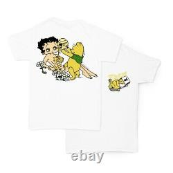 Ermsy Take It Easy Honey Tee Limited Edition DEADSTOCK Sz L & XL Available