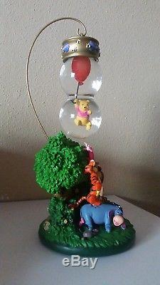 Extremely Rare! Winnie the Pooh and Pals Snowglobe