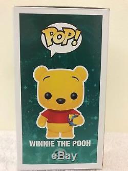 FUNKO POP DISNEY WINNIE THE POOH #32 Fig. Vaulted/Rare NIB Mint