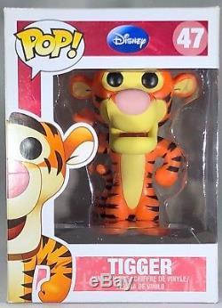 FUNKO POP Disney #47 Tigger Winnie The Pooh Vaulted NEW Vinyl RARE Retired
