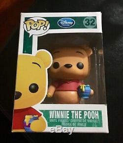 Funko POP Winnie the Pooh #32 Vinyl Figure 2012 Vaulted Disney