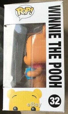 Funko Pop! Disney #32 Winnie the Pooh Vinyl Figure NEAR MINT
