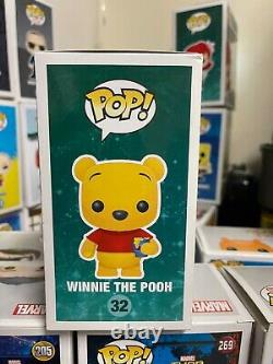 Funko Pop! Disney Winnie The Pooh 32 Vaulted Rare Retired