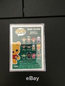 Funko Pop Disney Winnie The Pooh (Flocked) SDCC LE 480pcs