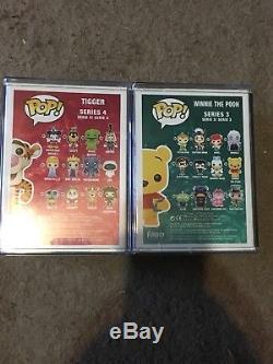 Funko Pop Disney Winnie The Pooh Lot