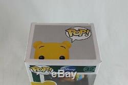 Funko Pop Disney Winnie the Pooh Bear 32 Vaulted Rare w Protector