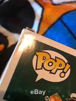 Funko Pop Figure Disney SDCC 2012 Exclusive Winnie The Pooh LTD 480 Flocked Rare