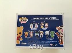 Funko Pop Pop Minis Winnie The Pooh & Tigger 2 Pack VAULTED