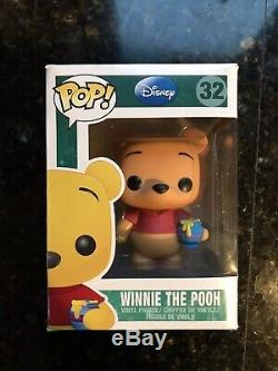 Funko Pop Winnie The Pooh Disney Original Vaulted