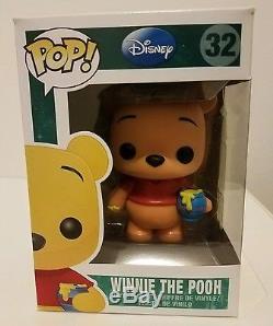 Funko Pop Winnie the Pooh #32 Figure Retired Vaulted Original Disney NIB