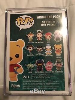 Funko Pop! Winnie the Pooh Disney, 2012 SDCC, Flocked Limited 480 pcs