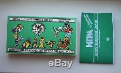 Game Elektronika IM-12 Winnie the Pooh Soviet Nintendo USSR Very RARE