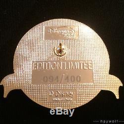 HTF Paris Disney LUMPY Pin Trading Night Series PTN LE 400 Winnie the Pooh