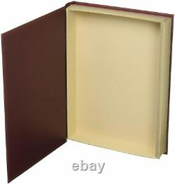 Kingdom Hearts Book Type Storage Box Winnie The Pooh 100 Acre Forest Set