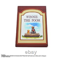 Kingdom Hearts Winnie the Pooh Book Storage Box Case Set of 3