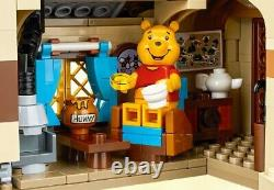 LEGO 21326 IDEAS Winnie the Pooh (1265 pcs) Brand New! PREORDER