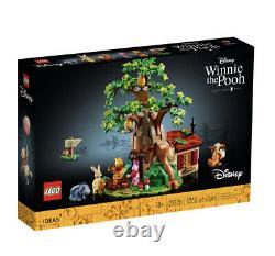 LEGO 21326 IDEAS Winnie the Pooh (1265 pcs) Brand New! Sealed