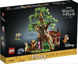 LEGO 21326 IDEAS Winnie the Pooh (1265 pcs) Brand New! Sealed! Limited Edition