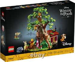 LEGO 21326 IDEAS Winnie the Pooh BRAND NEW AND SEALED FREE SHIPPING