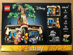 LEGO 21326 Ideas Winnie the Pooh Disney New In Hand, Ships Fast