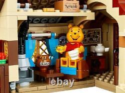 LEGO IDEAS 21326 Disney Winnie the Pooh Free Shipping