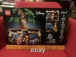 LEGO Ideas 21326 Winnie The Pooh Brand New In Hand