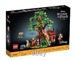 LEGO Ideas Winnie the Pooh 21326 BNISB AU Seller