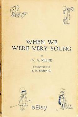 LOT ANTIQUE Winnie the Pooh EDITIONS Original Methuen Publisher THREE CLASSICS
