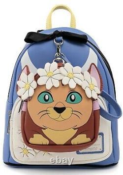 LOUNGEFLY X Disney Alice In Wonderland Cosplay Mini Backpack SALE WDBK0009