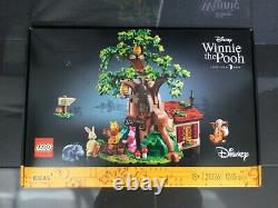 Lego Ideas Winnie The Pooh Treehouse Set 21326 (New, BNIB, Sealed, Disney)