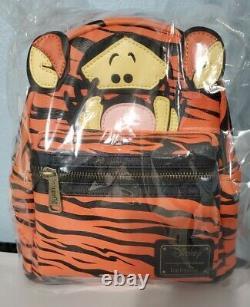 Loungefly Disney Tigger Mini Backpack Winnie the Pooh Cosplay IN HAND NWT